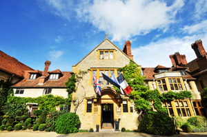 Le Manoir aux Quat'Saisons wedding photography, Oxfordshire