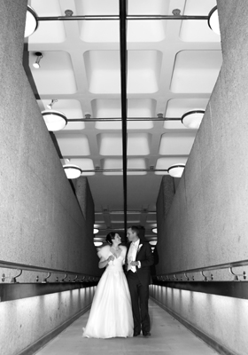 Winter Wedding Barbican